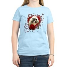 Valentines - Key to My Heart - Shih Tzu T-Shirt
