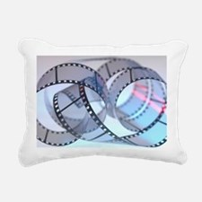 Photographic film - Rectangular Canvas Pillow