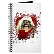 Valentines - Key to My Heart - Shih Tzu Journal