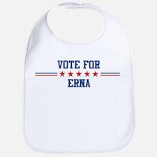 Vote for ERNA Bib