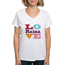 I Love Raina Shirt