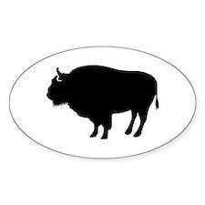 Bison buffalo Decal