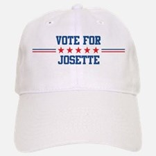 Vote for JOSETTE Baseball Baseball Cap