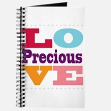 I Love Precious Journal