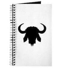 Buffalo head horns Journal