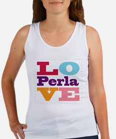 I Love Perla Women's Tank Top