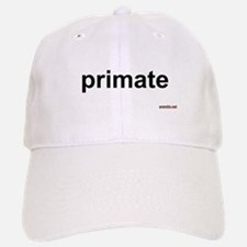 primate Baseball Baseball Cap