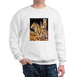 COMMANDER ON HORSEBACK Sweatshirt