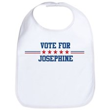 Vote for JOSEPHINE Bib