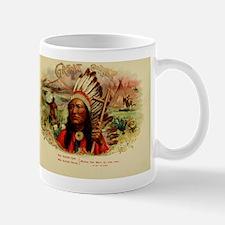 01-VintAGE LABEL CIGAR Mug