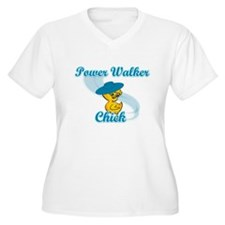 Power Walker Chick #3 T-Shirt