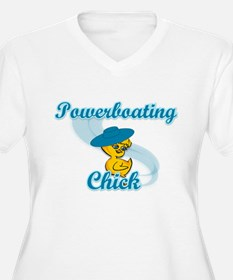 Powerboating Chick #3 T-Shirt