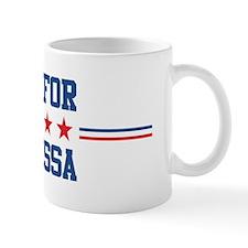 Vote for CLARISSA Mug
