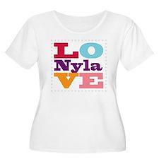I Love Nyla T-Shirt