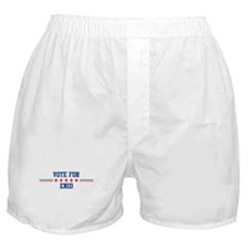Vote for ENID Boxer Shorts