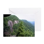 hickory-nut-gorge Greeting Cards