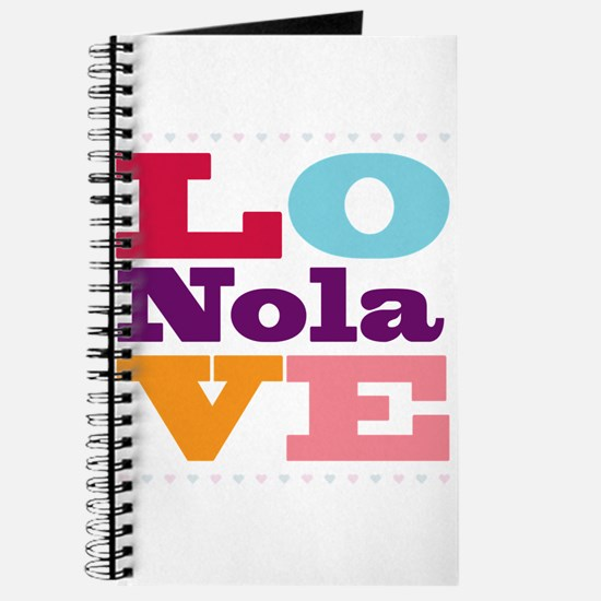 I Love Nola Journal