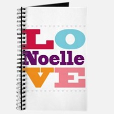 I Love Noelle Journal