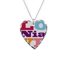 I Love Nia Necklace