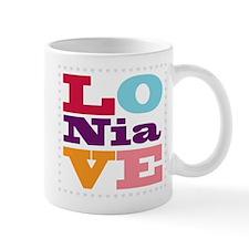 I Love Nia Mug