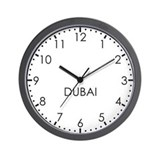 Dubai newsroom Wall Clocks
