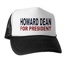 Dean For President Trucker Hat