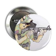 """American Sheepdog 2.25"""" Button"""