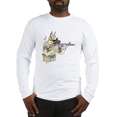 American Sheepdog Long Sleeve T-Shirt