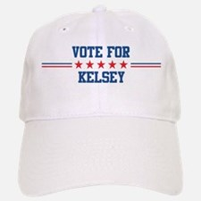 Vote for KELSEY Baseball Baseball Cap