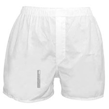 Surgeon General's Boxer Shorts
