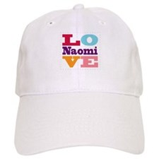 I Love Naomi Baseball Cap