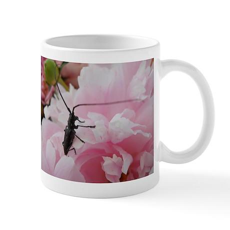 Rosey Antenna Reception Mug