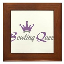 bowling Framed Tile