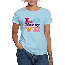 I Love Nancy T-Shirt