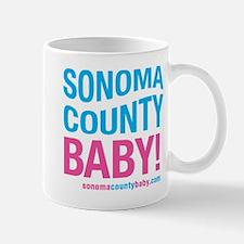 Sonoma County Baby Mug
