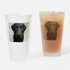 Cute Dog items Drinking Glass
