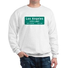 Los Angeles City Limit Sweatshirt
