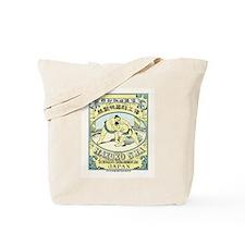Vintage Sumo Tote Bag