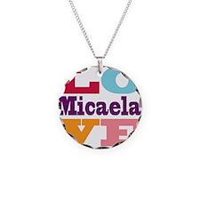 I Love Micaela Necklace