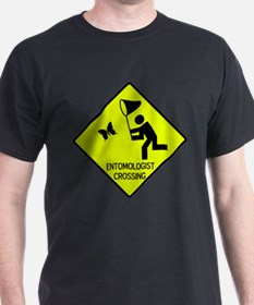 Entomolgist Crossing T-Shirt