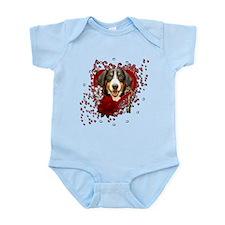 Valentines - Key to My Heart - Entlebucher Infant