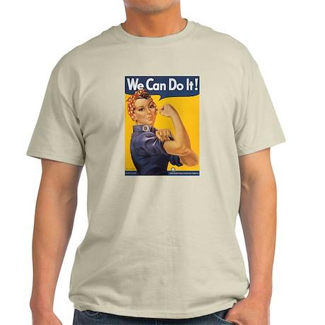 We Can Do It Light T-Shirt