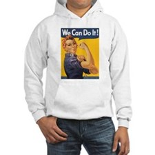 We Can Do It Hoodie