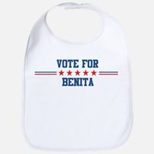 Vote for BENITA Bib