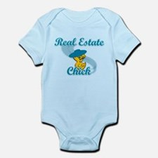 Real Estate Chick #3 Infant Bodysuit