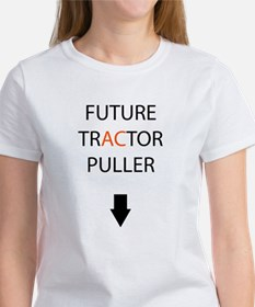 futuretractorpullerAC_1 T-Shirt