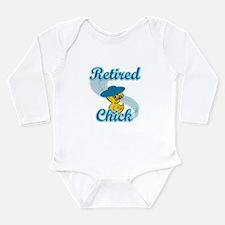Retired Chick #3 Long Sleeve Infant Bodysuit
