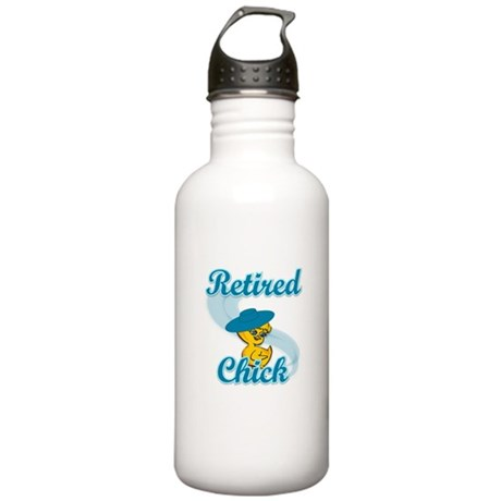 Retired Chick #3 Stainless Water Bottle 1.0L