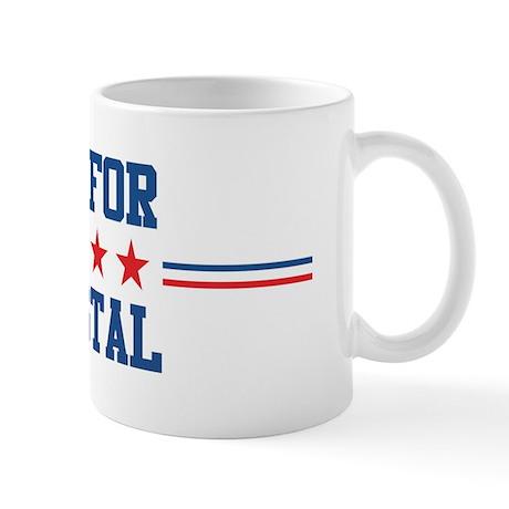 Vote for CHRISTAL Mug