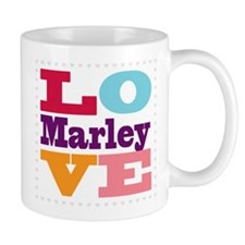I Love Marley Mug